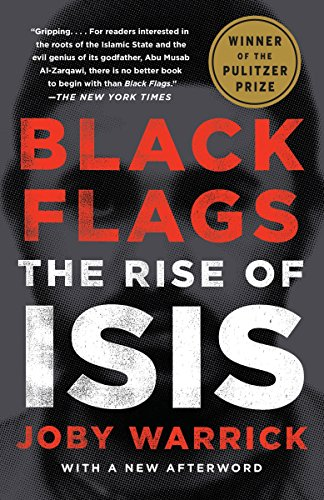 Black Flags: The Rise of ISIS por Joby Warrick