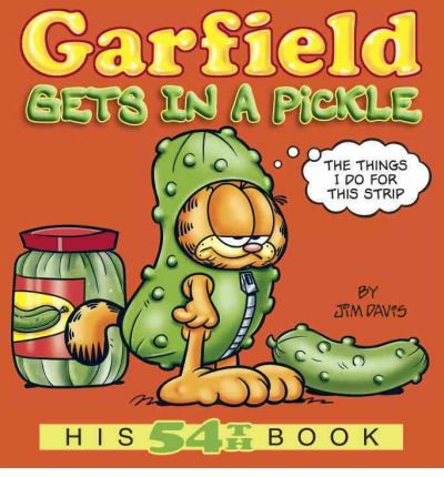 [(Garfield Gets in a Pickle)] [Author: Jim Davis] published on (November, 2012)