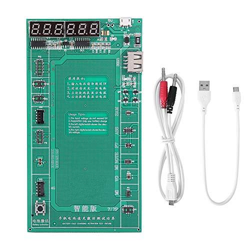 ASHATA Handy-Ladekartenmodul, Batterietester aktiviert Platine, Smartphone-Profi-Aufladung, für Android/iOS