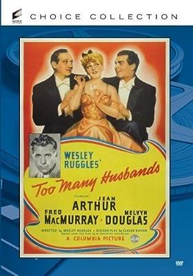 Too Many Husbands by Jean Arthur