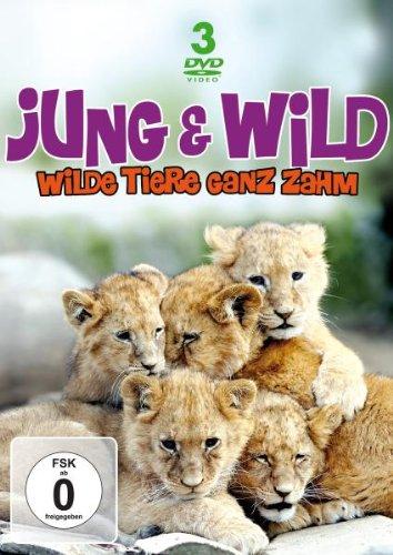 Wilde Tiere ganz zahm (3 DVDs)