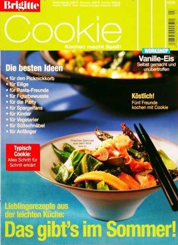 Cookie-Kochen macht Spaß (Ausgabe 01/03) -