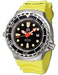 Reloj de von alemán diver Tauchmeister 1000 m Sapphireglass T78-Y