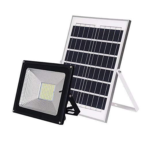 Admier Super helle LED Solar Outdoor Garten Licht Fernbedienung IP65 wasserdichte Lichtsteuerung 2 Farbe Flutlicht Sensor Sicherheitsleuchten,200W -