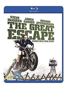 The Great Escape [Blu-ray] [1963]