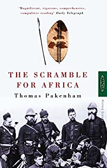 The Scramble For Africa by [Pakenham, Thomas]