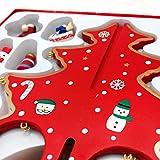 caolator Árbol de Navidad bricolaje dibujo animado Navidad adorno regalo mesa escritorio decoración de Navidad