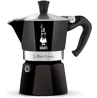Bialetti Moka Timer Espressokocher für 3 Tassen 230V