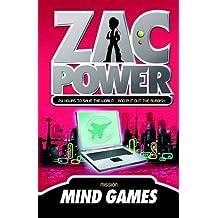 Mind Games (Zac Power)