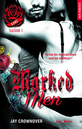 Marked men - saison 3 Rome par Jay Crownover