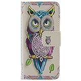 Coque iPhone 5s Portefeuille, KATUMO Apple iPhone 5 5s Pochette Flip Case Cover Coque...