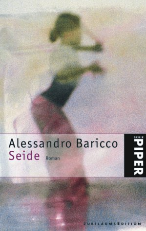 Buchseite und Rezensionen zu 'Seide: Roman' von Alessandro Baricco