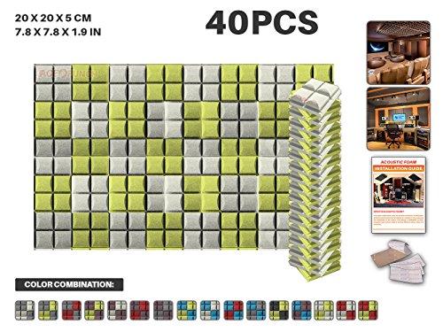 ace-punch-40-pack-2-colors-hemisphere-grid-acoustic-foam-panel-diy-design-studio-soundproofing-wall-