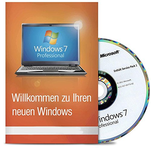 Windows 7 Professional 64 Bit MAR Refurbished Version