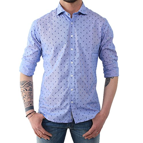 Camicia Yes-zee - C503/d800