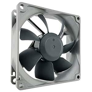 Noctua NF-R8 redux-1800 PWM Boitier PC Ventilateur - ventilateurs, refoidisseurs et radiateurs (Boitier PC, Ventilateur, 8 cm, 1800 tr/min, 17,1 dB, 53,3 cfm)