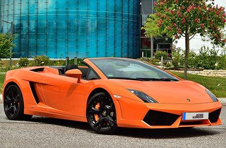 Geschenkgutschein: Lamborghini Gallardo (1 Tag)