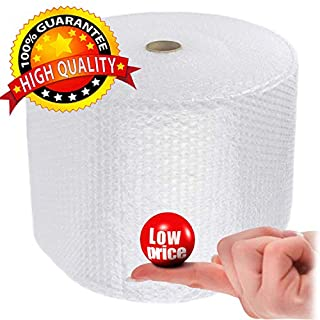 1 x 300mm x 50m Roll of Premium Small Quality Bubble Wrap Picking/Packaging/House Moving Bubble