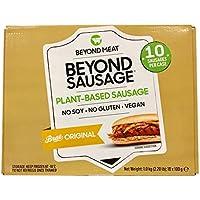 Beyond Meat Salchichas x 10 unidades | 100% Vegetal | Plant Based | Sin Gluten | Sin Soja | Vegano | (10x100g)