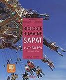 Image de Biologie humaine SAPAT 1e & Tle Bac Pro agricole : Cours et exercices