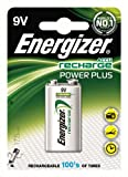 Energizer Original Akku Power Plus E-Block 9V