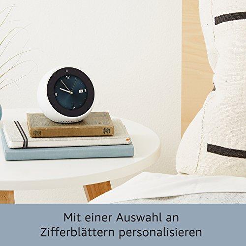 Wir stellen vor: Amazon Echo Spot - Schwarz - 4