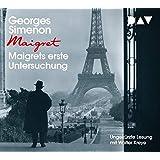 Maigrets erste Untersuchung: Ungekürzte Lesung mit Walter Kreye (5 CDs)