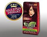 Venita Multi Color Pflege Haarfarbe mit Arganöl und Macadamiaöl Burgund (Burgundy) Nr. 5.65