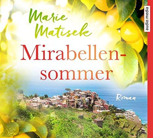 Buchseite und Rezensionen zu 'Mirabellensommer' von Marie Matisek