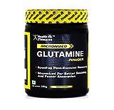Healthvit Micronized Glutamine Powder (100gm / 0.23lbs)