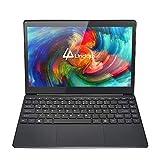 LincPlus 13.3' FHD Laptop Neueste Intel Celeron 4GB+32GB Bis zu 512 GB durch SSD Fanless Deutsches Tastatur Notebook 5G WiFi Windows 10 Dünnes und Leichtes Ultrabook
