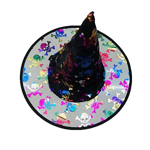 Frauen Nette Hexe Kostüm - VECDY Ostern Der Hexen-Hut der Erwachsenen Frauen für Halloween Kostüm Zubehör Fluff Solid Cap Nettes Zubehör Hut