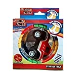 CHILDRENS KIDS COLOURFUL CAR TRAX STARTER FLEXIBLE TOY TRACKS PLAY SET BOYS XMAS GIFTS