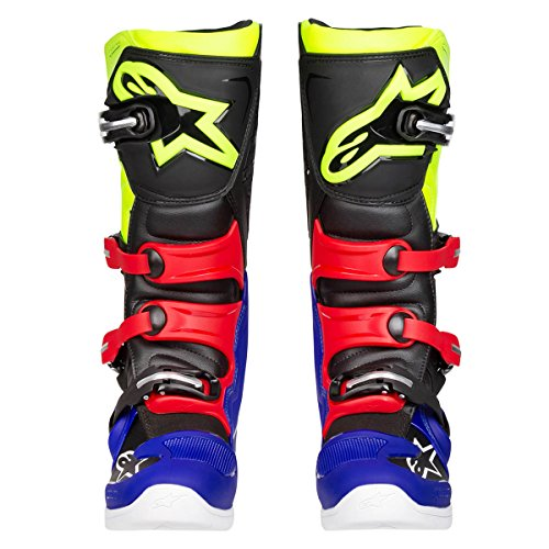 Alpinestars Motocross-Stiefel Tech 5 Blau Gr. 43 - 2