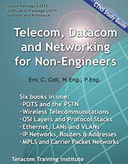 Telecom, Datacom and Networking for Non-Engineers (English Edition) par [Coll, Eric]