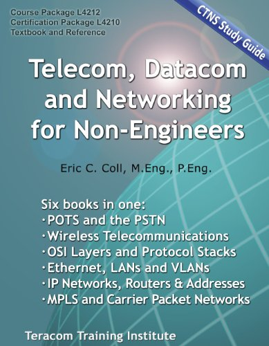 telecom-datacom-and-networking-for-non-engineers-ctns-study-guide-companion-reference-textbook-engli