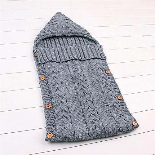 Sytps Größe Baby Schlafsäcke Frühling Junge Kleidung Wolle Mädchen Kleidung Winter Neugeborenen Taschen Roupas Bebe Infant Schlafsäcke, Stil D, 3M (Babys Frühling Kleidung)