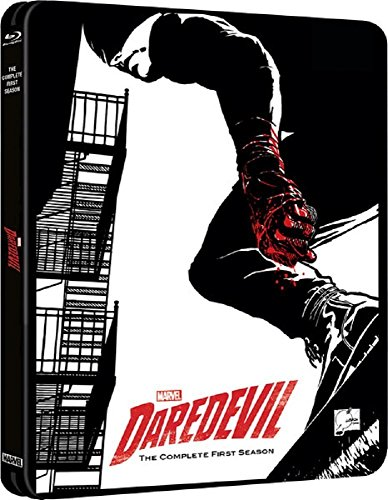 Season 1 (Steelbook) [Blu-ray]