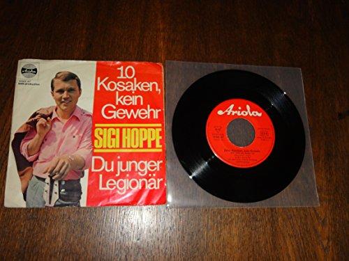 Zehn Kosaken, kein Gewehr (white LC) / Vinyl single [Vinyl-Single 7'']