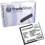 Hochleistungs Li-Ion Akku, 3,6V/3,7V für Base Lutea 3 III TCL J160 S710 S800 ersetzt CAB32E0000C1 CAB32E0002C1 CAB32E0000C2 TLiB32E TLiB5AF BY80