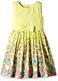 Mothercare Girls' Dress (H1457_Yellow_6-...
