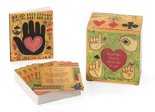 Read His Hands, Know His Heart Mega Kit: Use the Secrets of Hand Reading for a Better Relationship...
