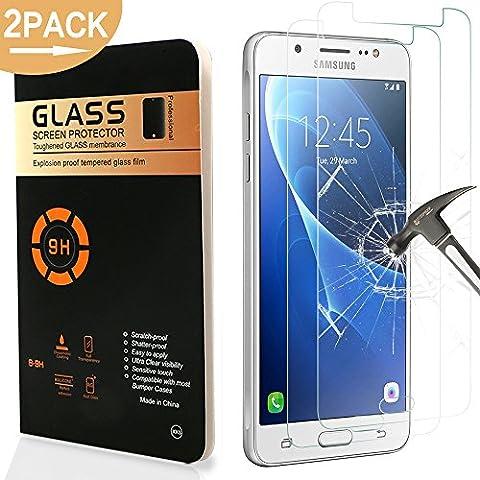 Samsung Galaxy J5 Protection écran (2016), Yica Protecteur D'écran pour