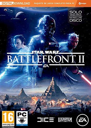 Star Wars: Battlefront II - Edición estándar (La caja contiene un código de descarga - Origin)
