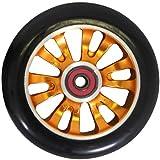 Madd Gear 110mm Vicious Wheels Stunt-Scooter Vx4 2014 Core orange / PU black