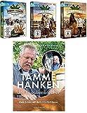 Tamme Hanken - Der Knochenbrecher on Tour - Box 1+2+3 (Folge 1-19) + Buch (Mein Leben mit dem XXL-Ostfriesen) im Set - Deutsche Originalware [9 DVDs]