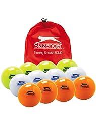 Slazenger Club/escuela PVC suave formación pelota de Hockey, 12unidades), varios colores