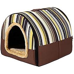 Suave Productos para Mascotas Cama de Perro Casa del Animal Doméstico Lavable Gato Cachorro Amortiguar Cojín de Estera
