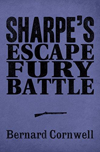 Sharpe 3-Book Collection 4: Sharpe's Escape, Sharpe's Fury, Sharpe's Battle (Sharpe Series) (English Edition) Top-10-wellington