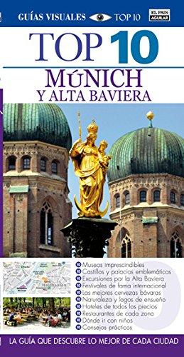 Múnich Y Alta Baviera - Guías Visuales Top 10